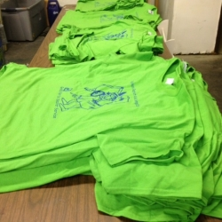 bright-green-custom-t-shirts