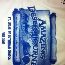 Custom camp t-shirts, custom summer camp tees