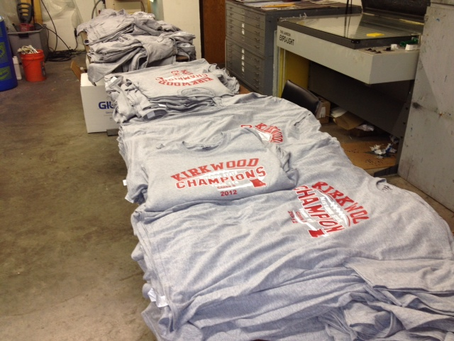 championship t-shirts made to order