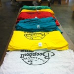 Talkingink printed tees