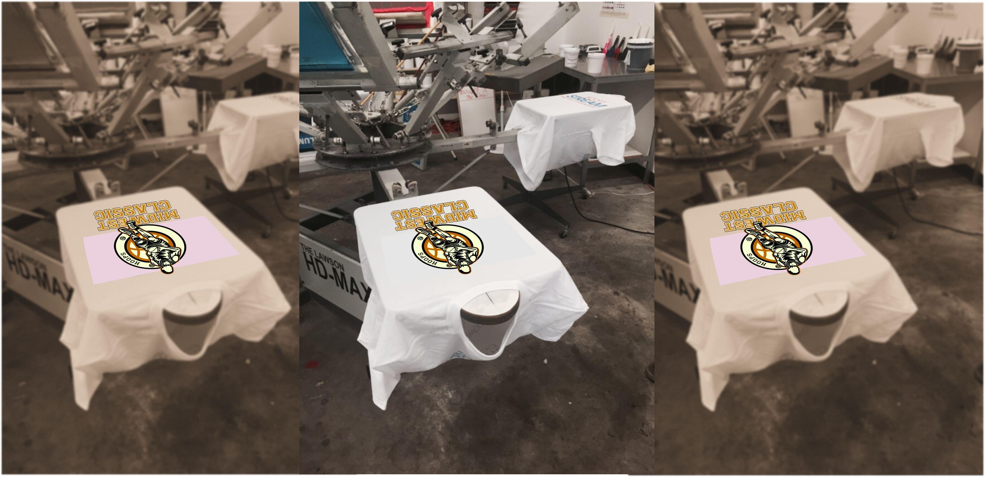 Custom t shirt screen printing saint louis talkingink for Custom t shirts st louis