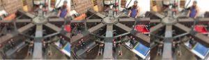 talkingink automatic press operation