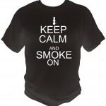 Keep Calm shirts at talkingink.com