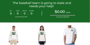 make t-shirt fundraising a breeze